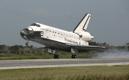 400 Trees Will be Cut Down to Move Space Shuttle Endeavour