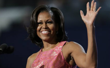 Michelle Obama's Speech – Read it Here if You Missed It