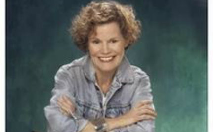 Judy Blume On Why Breast Cancer Is Not the End of the World