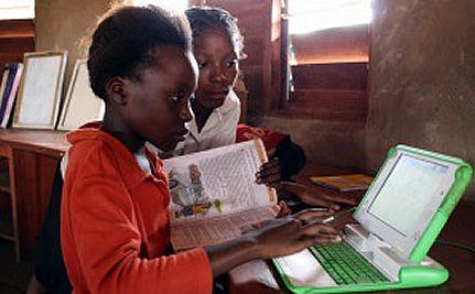 Literacy Libraries Change Lives in Africa