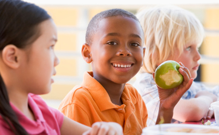 YOU Can Help Make School Lunches Healthier!