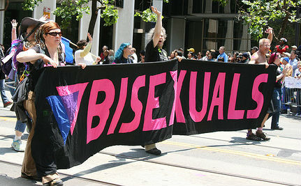 Good News Bisexuals: You're No Longer a Dirty Word