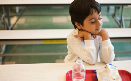 5-Year-Old Autistic Boy Who Can't Talk Denied Lunch By School