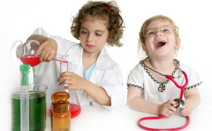 3 Ways to Tell Girls How Cool Science Is