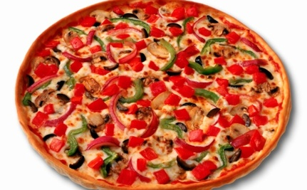 How Many Calories Do You See in This Pizza?