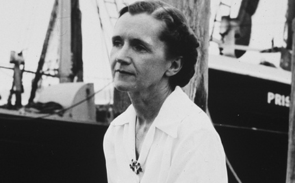 "50 Years After ""Silent Spring,"" What Would Rachel Say?"