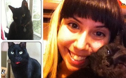 College Student Saved From Depression and Suicide By Black Cat