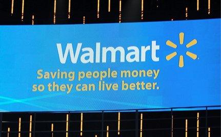 The Anti-Walmart Motto