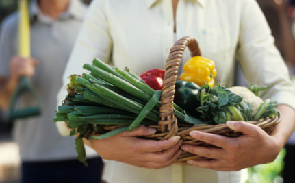 Top 5 Reasons to Buy Local Food