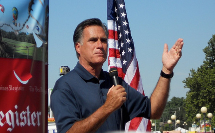 Romney: 'We Don't Have People Who Die Because They Don't Have Insurance'