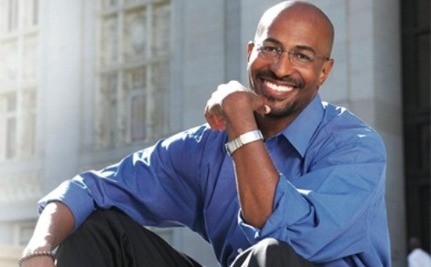 Van Jones Paints The Economy Green
