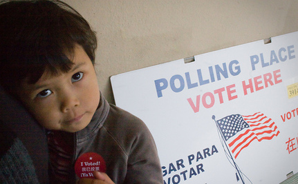 Can We Get our Kids to Care about the Election?