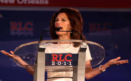 Even Bachmann's Stepsister Can't Believe How Bigoted She Is