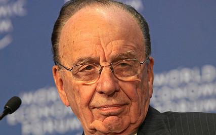 Rupert Murdoch Is Having a Meltdown On Twitter