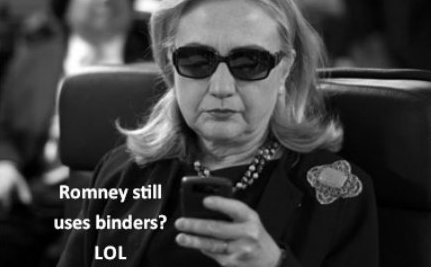 Top 10 #BindersFullOfWomen Responses
