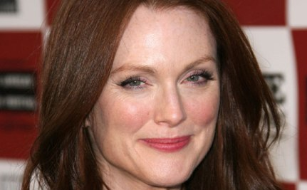 Julianne Moore Asks Washington for a Plan to Fight Climate Change
