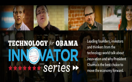 Silicon Valley Leaders Speak Out: Innovation, Our Future and the Election of 2012