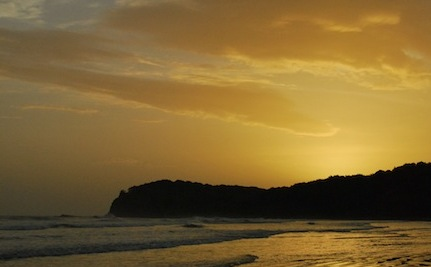 Nicaragua's Southern Pacific Coast: 12 Miles of Paradise