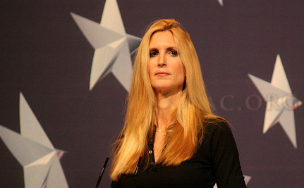 An Open Letter to Ann Coulter