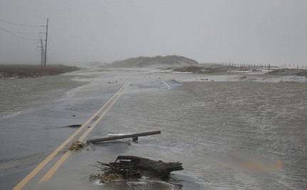 Axe FEMA, Romney Says — as Sandy Looms
