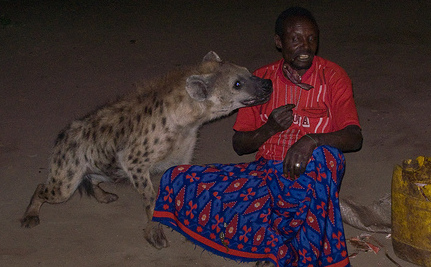 Hyenas and Humans: We Can Get Along Together