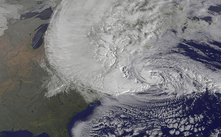 Top 6 Images Of Hurricane Sandy's Destruction