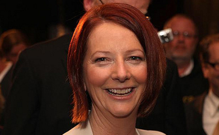 """I Will Not Be Lectured About Sexism,"" Declares Australian PM, Julia Gillard (Video)"