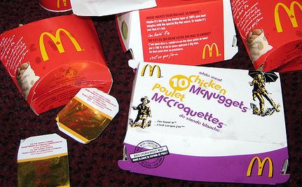The McDonaldization of Life on Earth