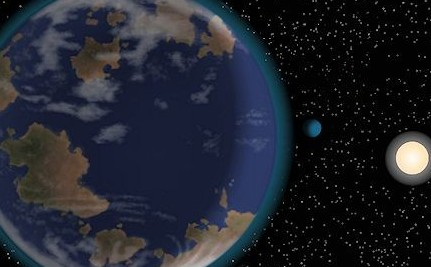 Possible Replacement Earth Discovered Only 42 Light Years Away