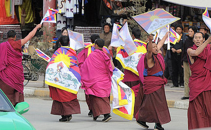 Self-Immolations Spreading Beyond Tibet?