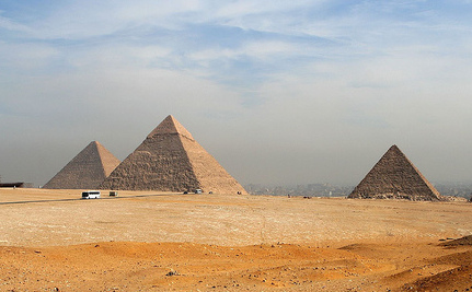 Could Egypt's Pyramids Be Destroyed?