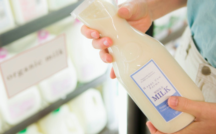 Organic Milk: Better for You and for the Economy, Too