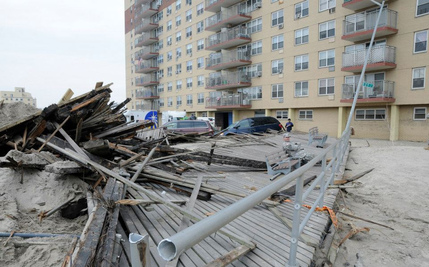 In the Aftermath of Sandy, Food Banks' Disaster Relief Efforts Are Put to the Test