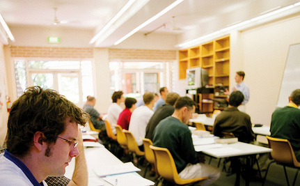 The Best Way to Succeed in College? It Might Not Be Academics