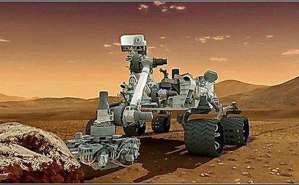 Top 5 Things Curiosity Might Have Just Discovered on Mars