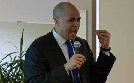 10 Reasons Cory Booker Is a Superhero