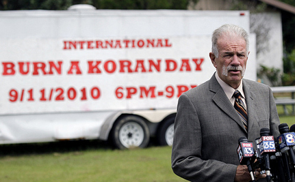 Pastor Terry Jones Gets the Death Penalty (In Absentia)