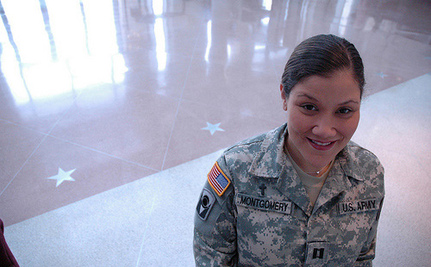 ACLU Sues To End Ban On Women in Combat