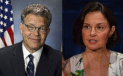 3 Things Ashley Judd Can Learn From Al Franken