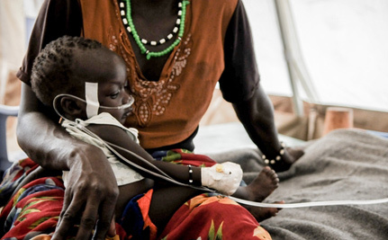 Civilians Suffer in South Sudan's Refugee Crisis – But We Can Help