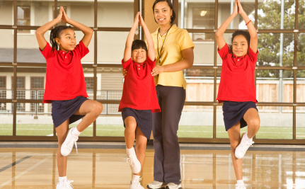 School Yoga Classes Are Religious Indoctrination, Say Parents