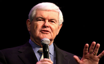 A Sign of the Apocalypse? Newt Gingrich Accepts Gay Marriage