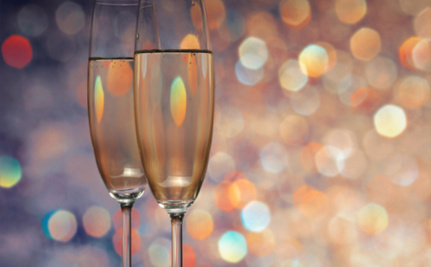 Happy New Year: Raise a Glass for Union-Made Wines and Champagne