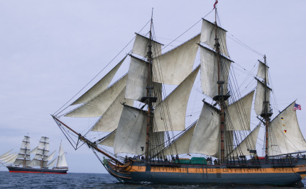 Sailing Ships Are the Carbon-free Alternative For Cargo