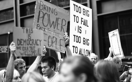 5 Most Memorable Moments From Occupy Wall Street In 2012