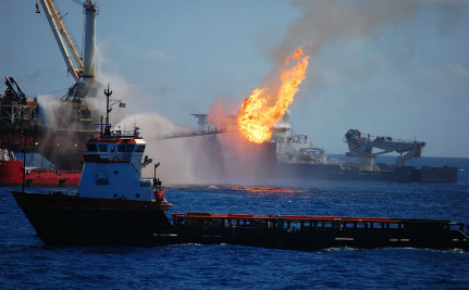Another Guilty Verdict for Oil: Transocean Faces $1.4 Billion Fine For Gulf Oil Spill Crimes