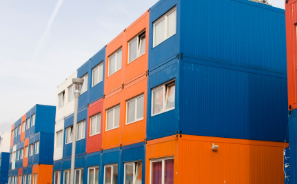 Why Is Amsterdam Planning to House People in Shipping Containers?