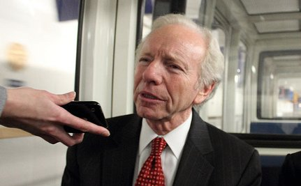 6 Reasons We Won't Miss Joe Lieberman