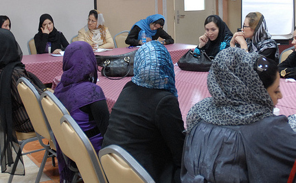 Can Writing Help Afghan Women Find Their Freedom?