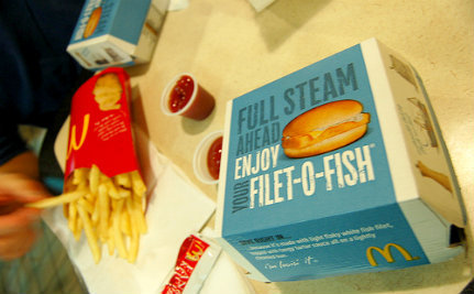 McDonald's Filet-O-Fish Is No Longer Mystery Meat